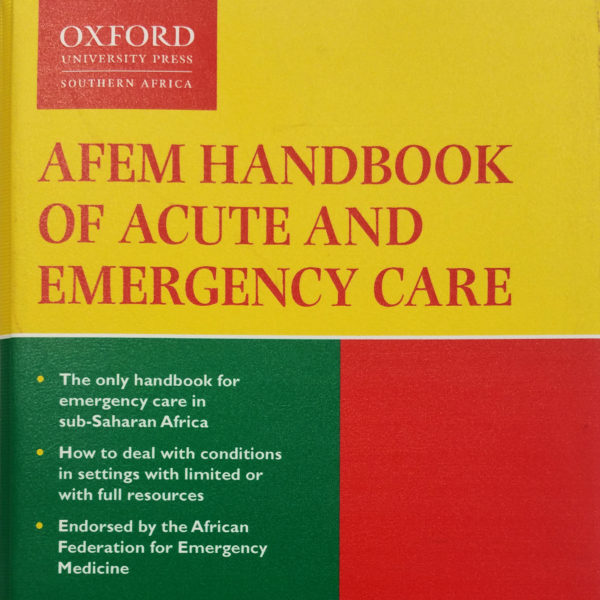 AFEM Handbook of Acute and Emergency Care