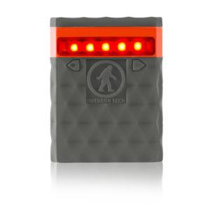OT2600-GR Kodiak 2.0 - grey-orange, front lights