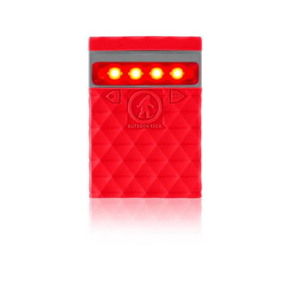 OT2700-R Kodiak Mini 2.0 - red, power level