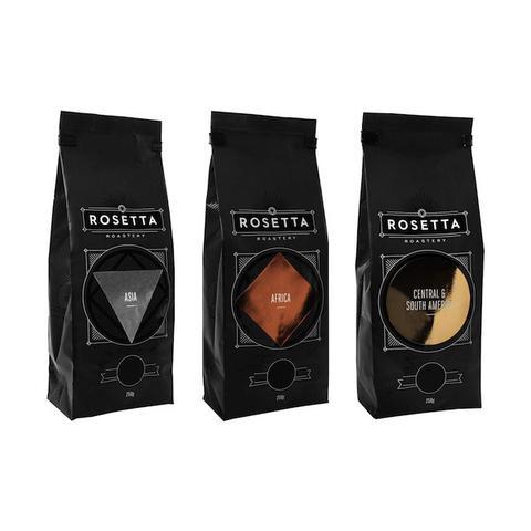 Rosetta three bags