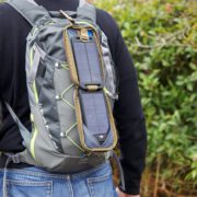 SolarMonkey Adventurer – charge while hiking
