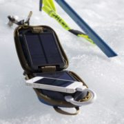 SolarMonkey Adventurer – ice hanging