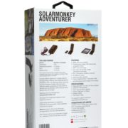 SolarMonkey Adventurer – pack rear