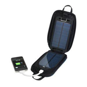 SolarMonkey Adventurer - with iPhone