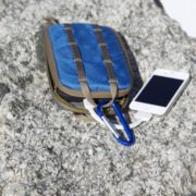 SolarMonkey Adventurer – iPhone on rock
