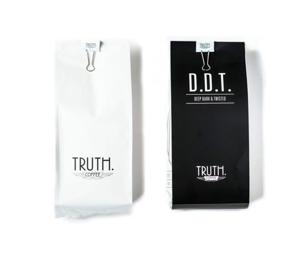 Truth - Resurrection + Vengeance + Antithesis + DDT bags